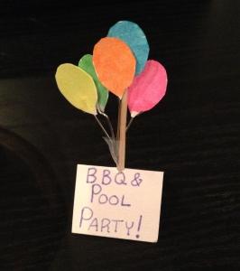 BBQ Balloons